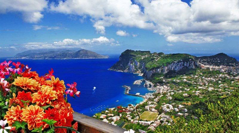 when to visit capri island