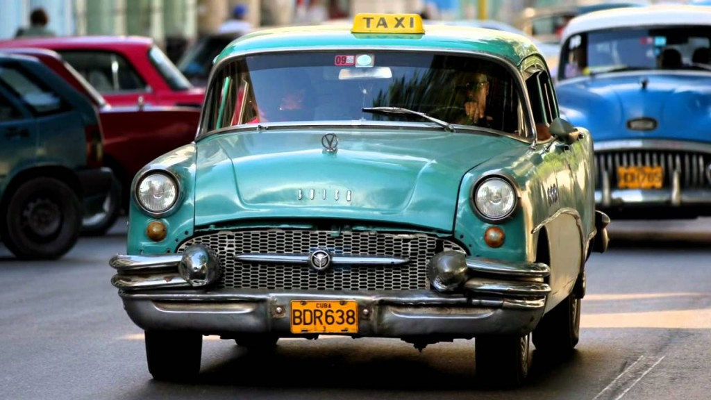 How Much Does Taxi or Cab Cost in Cuba?