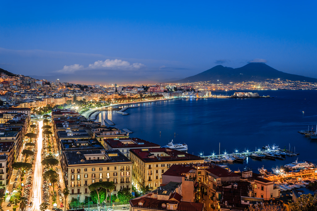 How To Go To Sorrento From Naples?
