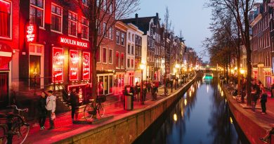 Things to Know About Red Light District in Amsterdam