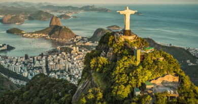 Most Visited Places in Brazil