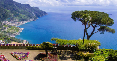 Amalfi Coast Where to Stay