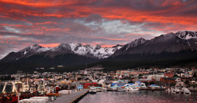Ushuaia - Patagonia Travel Guide